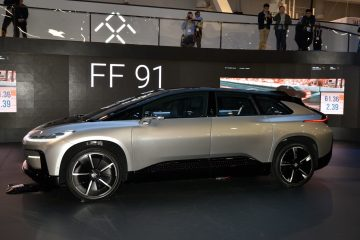 2017 Faraday Future FF91 – Updated with Live Photos/Video