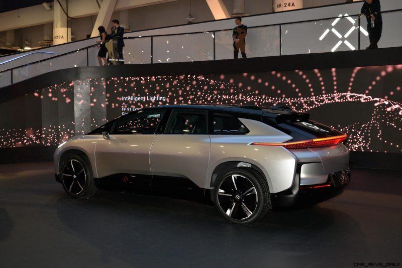 CES 2017 - Top 10 Big Reveals + Showfloor Gallery » NEW CARS » Car