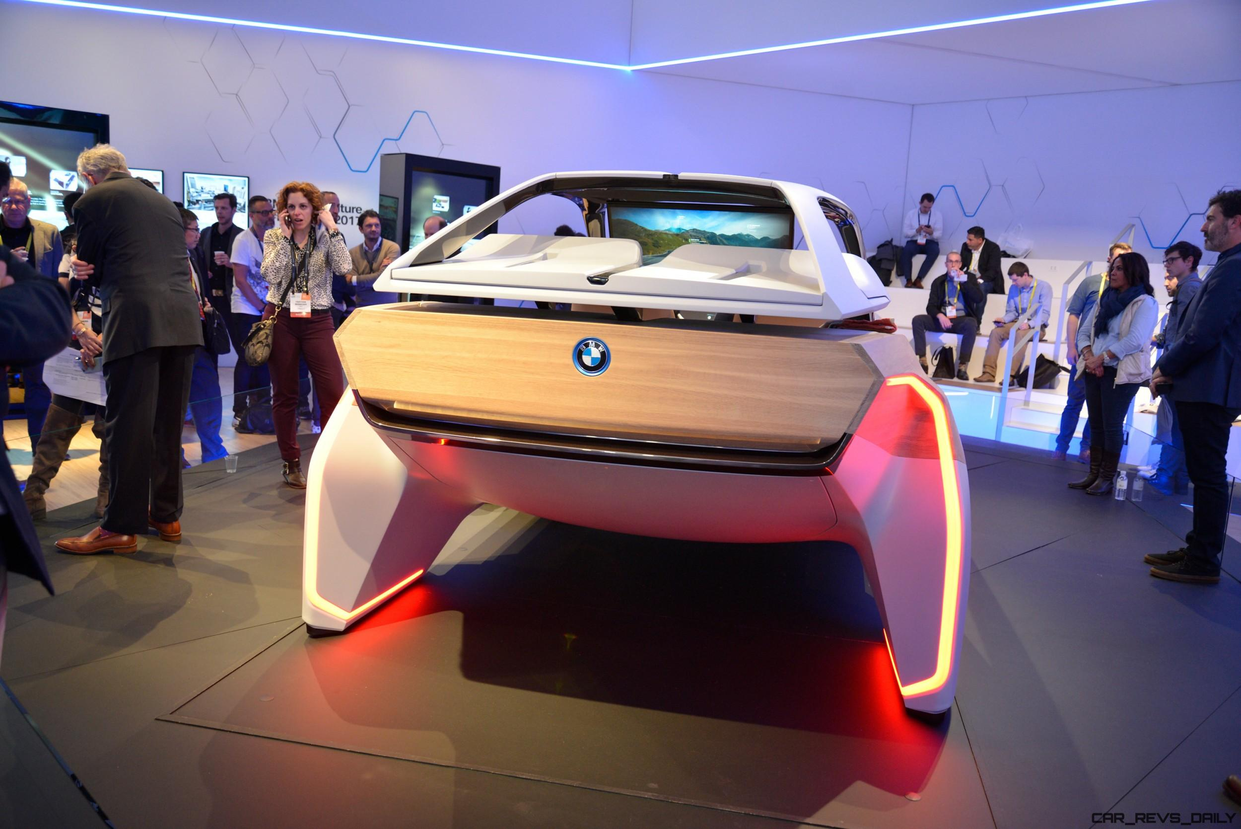 2017 Bmw I Inside Future Sculpture Previews Holoactive Gesture