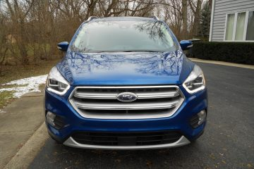 "2017 Ford ESCAPE Titanium FWD – Road Test Review – By Ken ""Hawkeye"" Glassman"