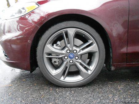 ford fusion sport awd road test review  ken hawkeye glassman