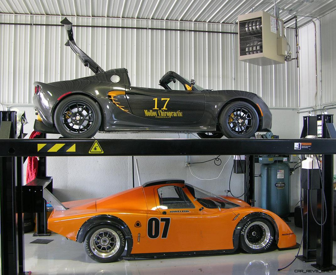 Home Garage Car Lift >> How To Stay Safe When Working On Your Car » Uncategorized