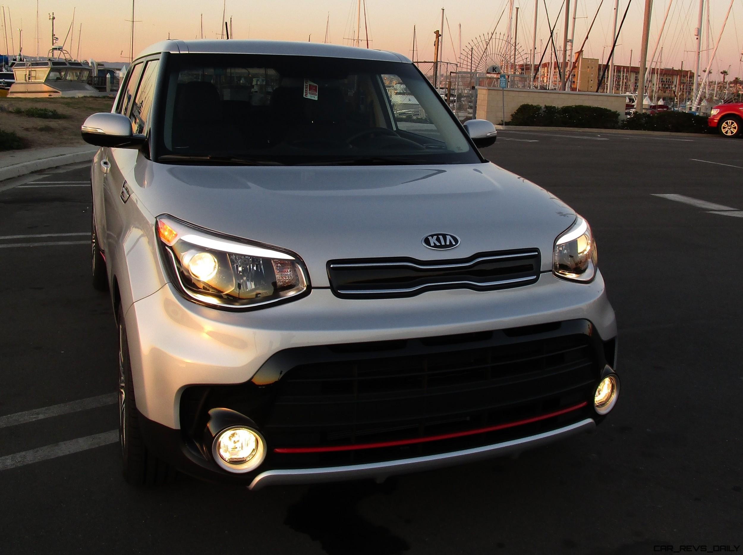 cars kia soul reviews speed top