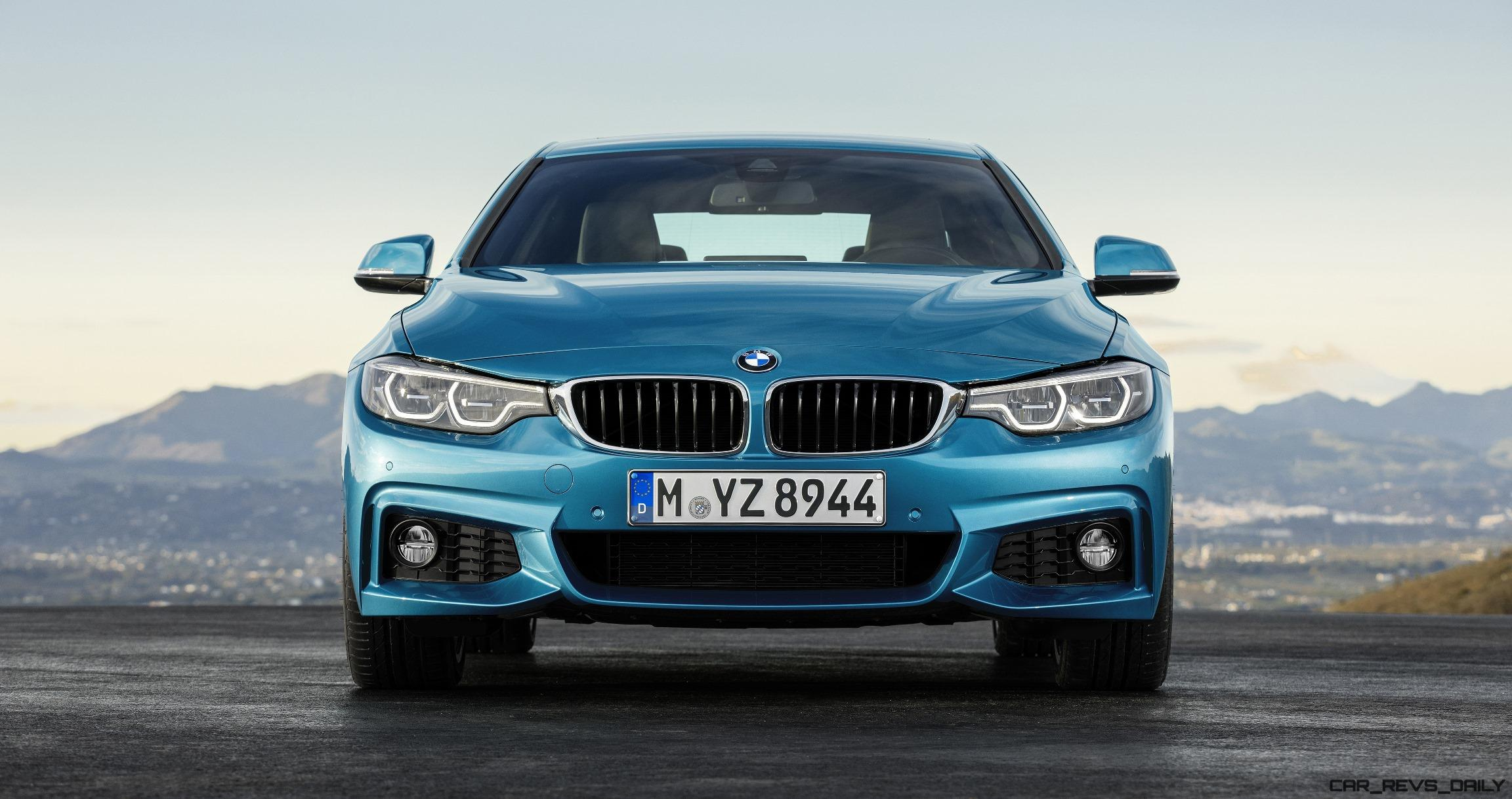 40s 2018 BMW M4 CARBON Leads 4 Series Refresh