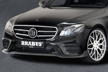 2017 Mercedes-Benz E-Class by BRABUS – First Look