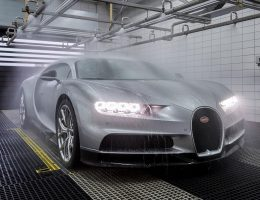 2017 BUGATTI Chiron - Factory Tour Shows Incredible Build Process