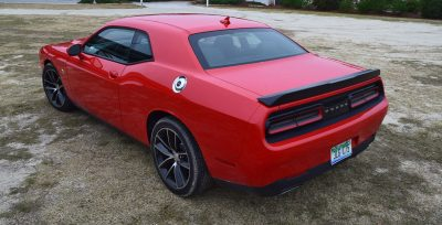 2016 Dodge Challenger RT SCAT PACK 22