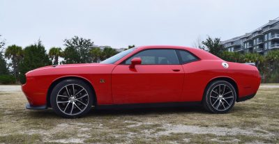 2016 Dodge Challenger RT SCAT PACK 24