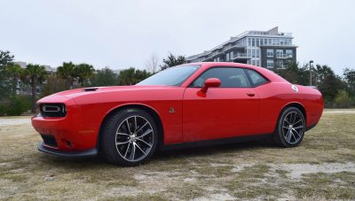 2016 Dodge Challenger RT SCAT PACK 25