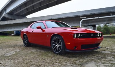 HD Road Test Review - 2016 Dodge CHALLENGER R/T Scat Pack ...