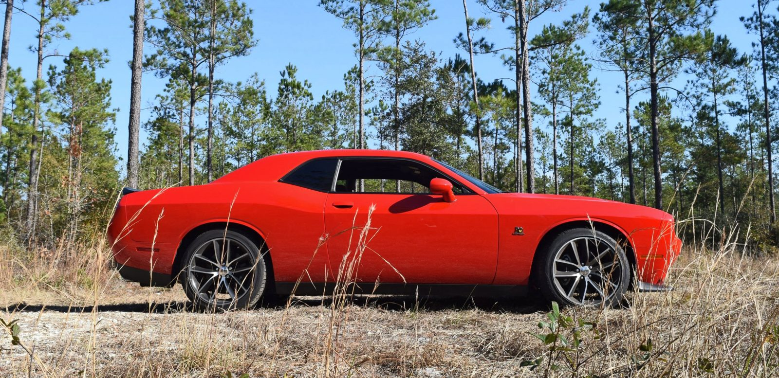 hd road test review 2016 dodge challenger r t scat pack car revs. Black Bedroom Furniture Sets. Home Design Ideas