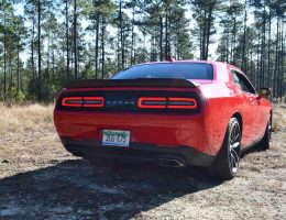 HD Road Test Review – 2016 Dodge CHALLENGER R/T Scat Pack
