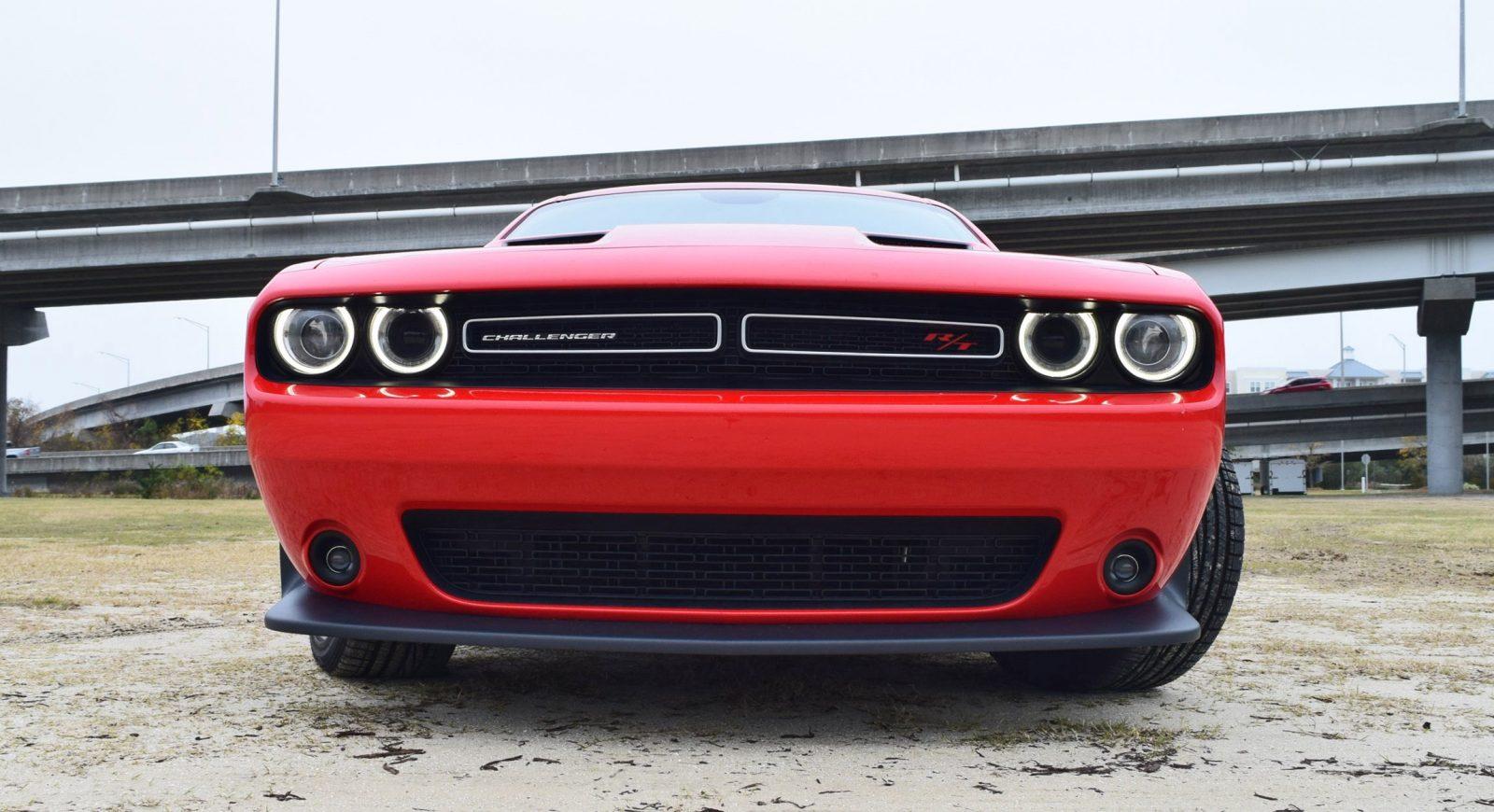 Unique HD Road Test Review  2016 Dodge CHALLENGER RT Scat Pack