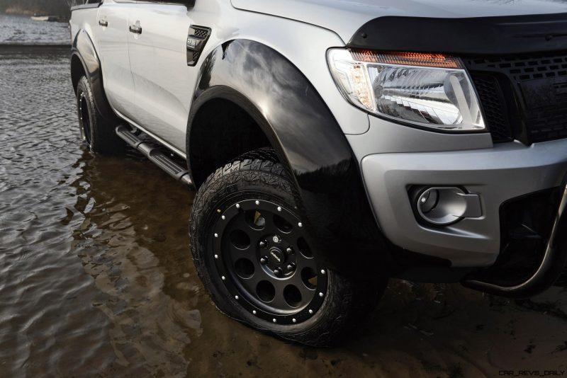 2017 Ford Ranger By MR Car Design 6