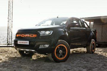 2017 Ford Ranger By MR Car Design Is Global Raptor Junior