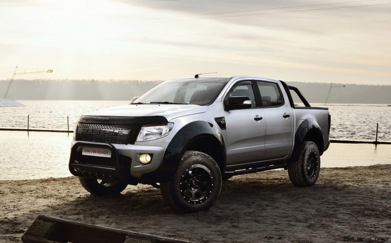 2017 Ford Ranger By MR Car Design 9