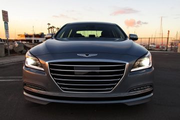 2017 Genesis G80 5.0 Ultimate – Road Test Review – By Ben Lewis