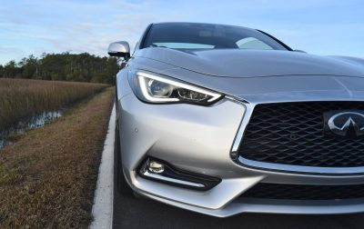 2017 INFINITI Q60 Red Sport 400 - Exterior Photos 11