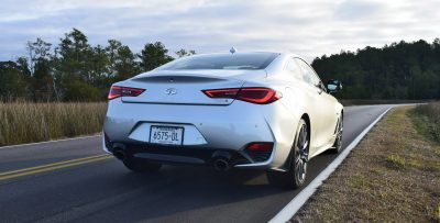 2017 INFINITI Q60 Red Sport 400 - Exterior Photos 12