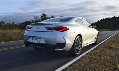 2017 INFINITI Q60 Red Sport 400 - Exterior Photos 14
