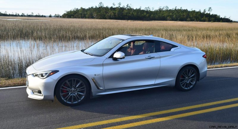 2017 INFINITI Q60 Red Sport 400 - Exterior Photos 17