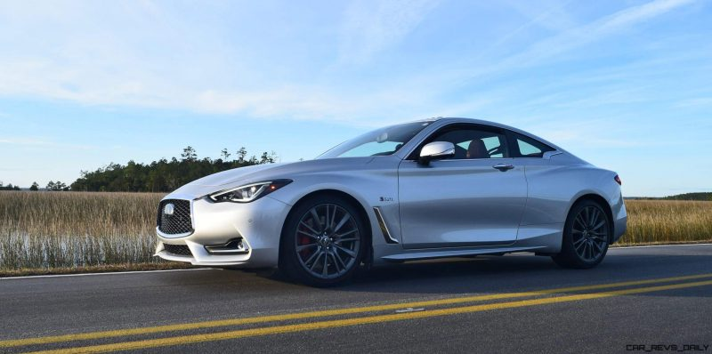 2017 INFINITI Q60 Red Sport 400 - Exterior Photos 18