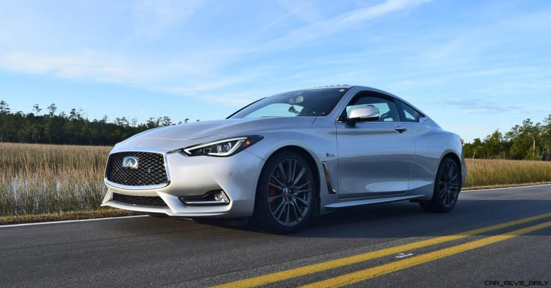 2017 INFINITI Q60 Red Sport 400 - Exterior Photos 19