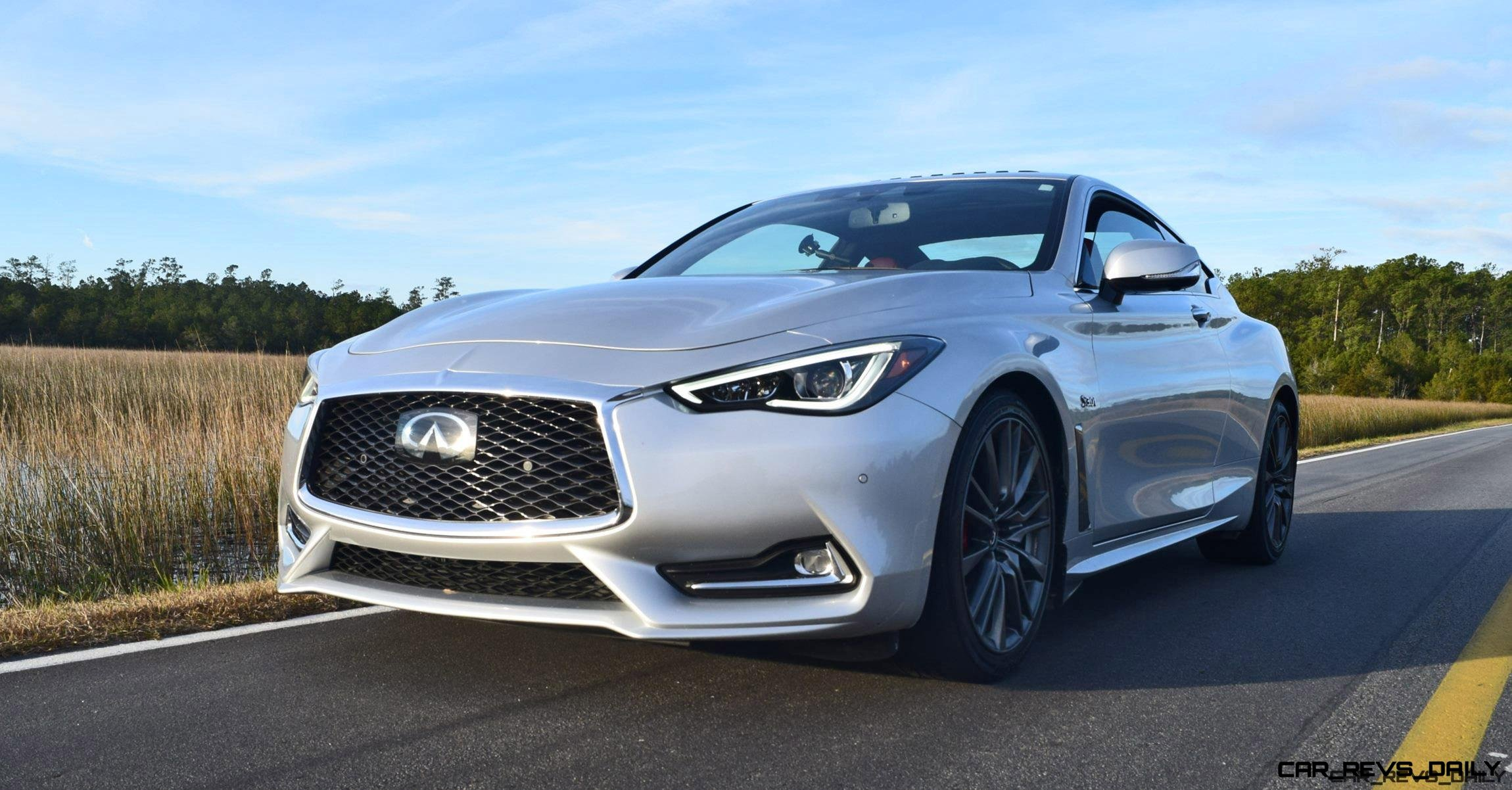 Check Out The Mega Gallery Of All Our Q60 Photos Over At This Link