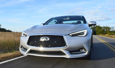 2017 INFINITI Q60 Red Sport 400 - Exterior Photos 21