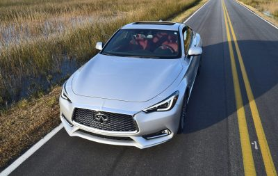 2017 INFINITI Q60 Red Sport 400 - Exterior Photos 22