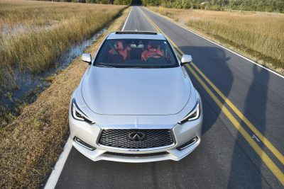 2017 INFINITI Q60 Red Sport 400 - Exterior Photos 23