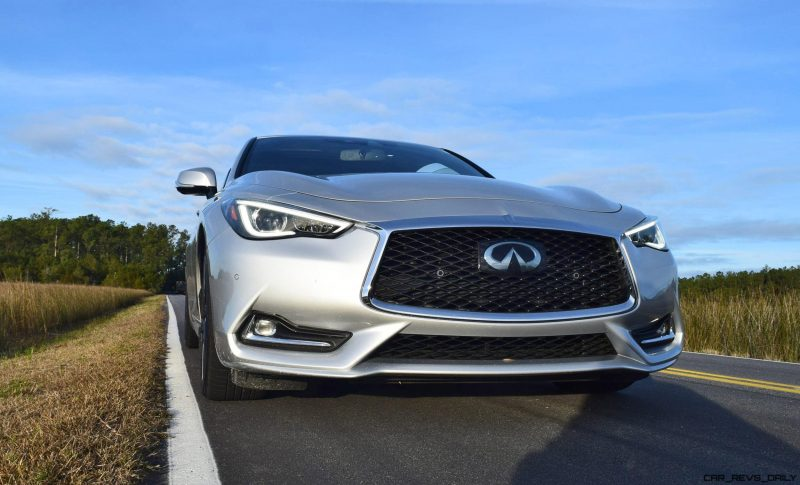 2017 INFINITI Q60 Red Sport 400 - Exterior Photos 24