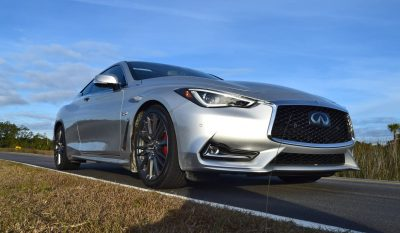 2017 INFINITI Q60 Red Sport 400 - Exterior Photos 25