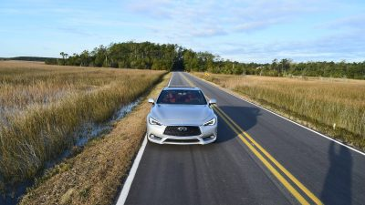 2017 INFINITI Q60 Red Sport 400 - Exterior Photos 26