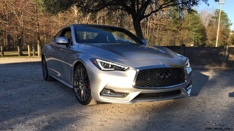 2017 INFINITI Q60 Red Sport 400 - Exterior Photos 29