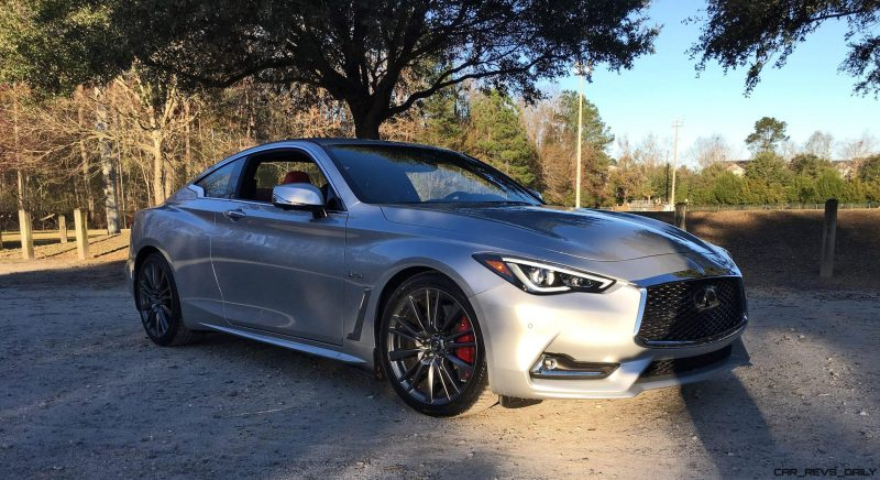 2017 INFINITI Q60 Red Sport 400 - Exterior Photos 30