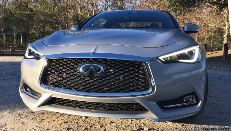 2017 INFINITI Q60 Red Sport 400 - Exterior Photos 36
