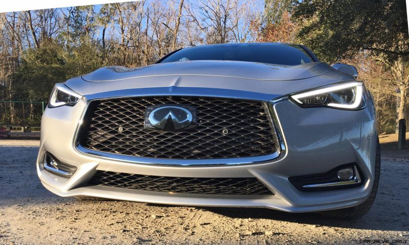 2017 INFINITI Q60 Red Sport 400 - Exterior Photos 37