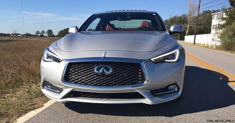 2017 INFINITI Q60 Red Sport 400 - Exterior Photos 43