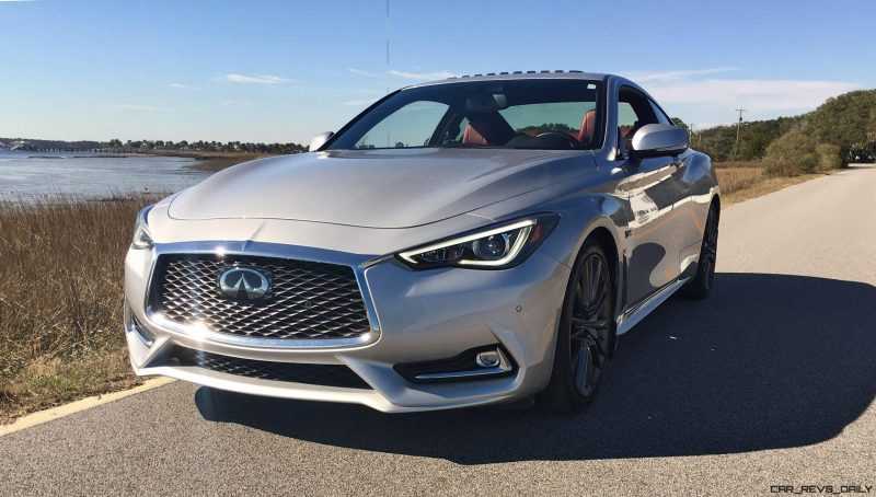 2017 INFINITI Q60 Red Sport 400 - Exterior Photos 44