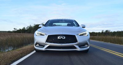 2017 INFINITI Q60 Red Sport 400 - Exterior Photos 5