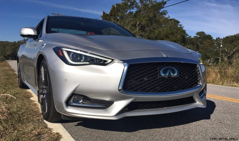 2017 INFINITI Q60 Red Sport 400 - Exterior Photos 51