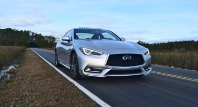 2017 INFINITI Q60 Red Sport 400 - Exterior Photos 6