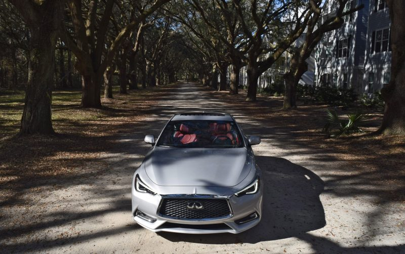 2017 INFINITI Q60 Red Sport 400 - Oaks Photoset 17