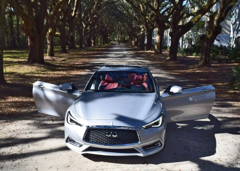 2017 INFINITI Q60 Red Sport 400 - Oaks Photoset 2
