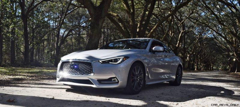 2017 INFINITI Q60 Red Sport 400 - Oaks Photoset 23