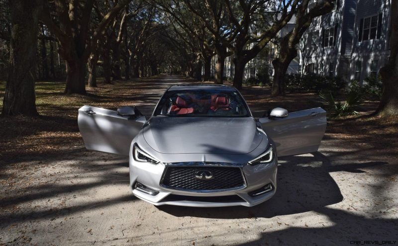 2017 INFINITI Q60 Red Sport 400 - Oaks Photoset 3