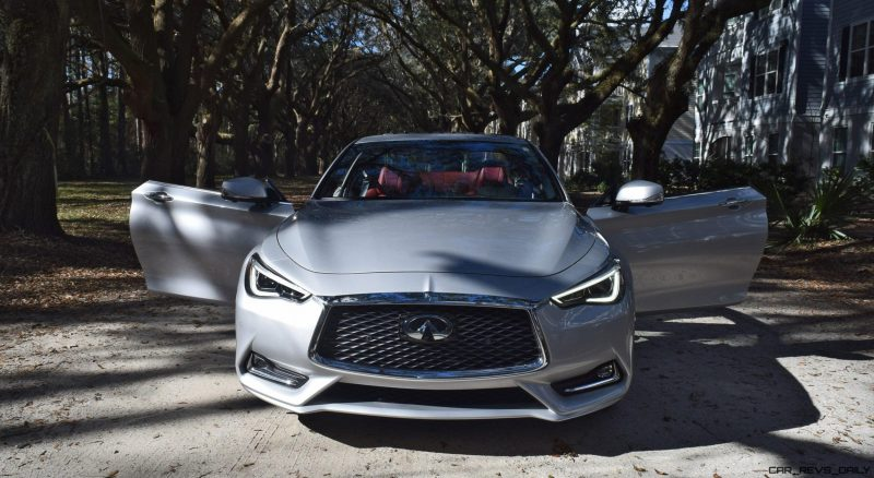 2017 INFINITI Q60 Red Sport 400 - Oaks Photoset 6