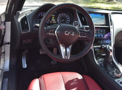 2017 INFINITI Q60 Red Sport 400 - Oaks Photoset 9