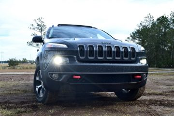 2017 Jeep Cherokee TRAILHAWK – HD Road Test Review Plus 2 Videos